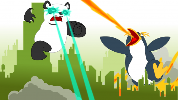 Google Penguin and Google Panda Destroying the World Wide Web