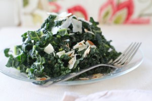 Take a Bite of Yummy Kale Salad the Next Time You Sit Down to Write