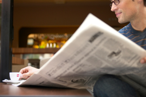 Drawing the Line Between Blog Posts and News Articles