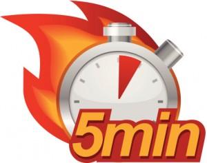 5 mins