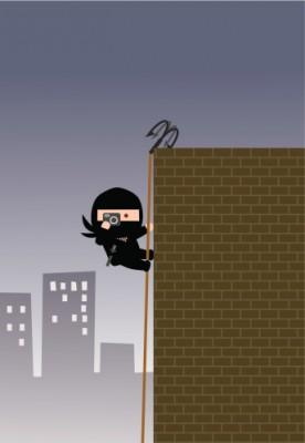 ninja spy
