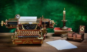 steampunk-typewriter-blog