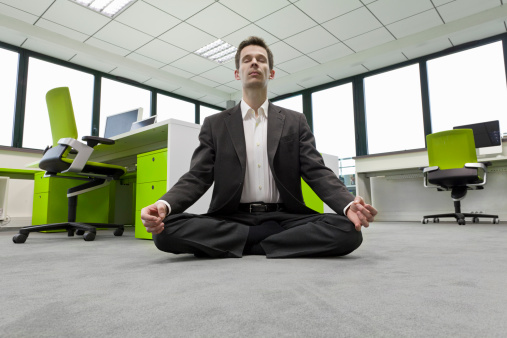 meditation for ideas