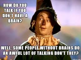 scarecrow brain