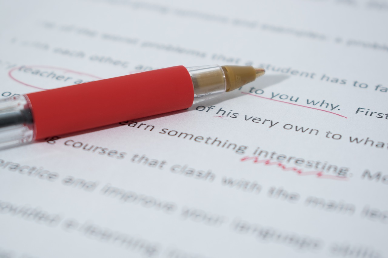 5 Best Practices For Self Editing Success