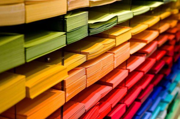 shelves and segments