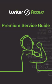 WriterAccess Premium Service Guide