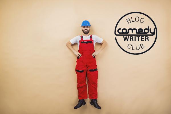 Humor marketing construction industry