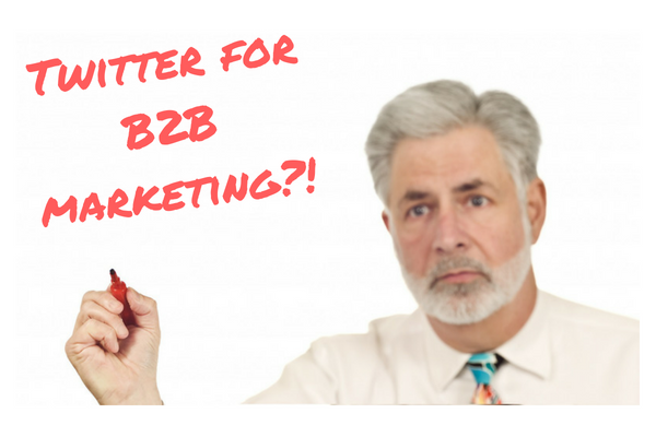 Twitter for B2B marketing