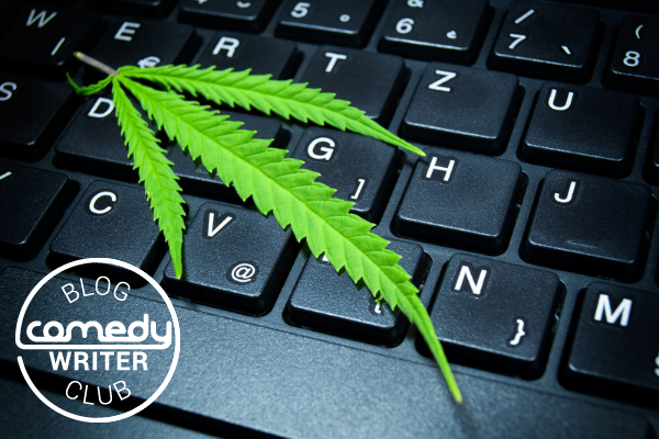 cannabis marketing content