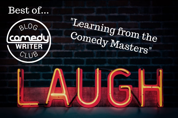 Learning from the Comedy Masters