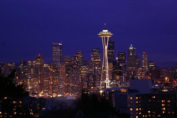 Seattle Writing Scene