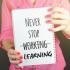 Enjoy Your Freelance Writing Job: Learn New Things